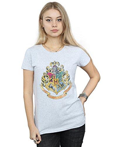HARRY POTTER Mujer Hogwarts Distressed...