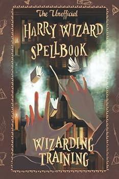 Harry Wizard Spellbook - Wizarding Training  Spells Charms Curses