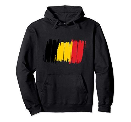 Belgien Flagge Belgisch Fahne Europa Geschenk Pullover Hoodie