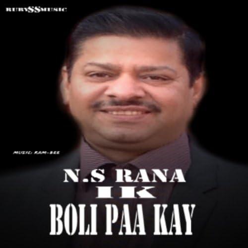 N.S. Rana