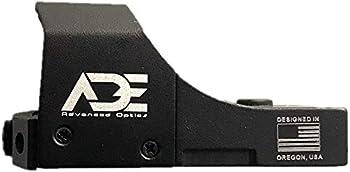 Ade Advanced Optics RD3-006A Green Dot Micro Mini Reflex Sight for Handgun