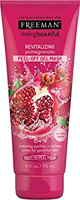 Feeling Beautiful Pomegranate Revealing Peel-Off Mask , 175ml