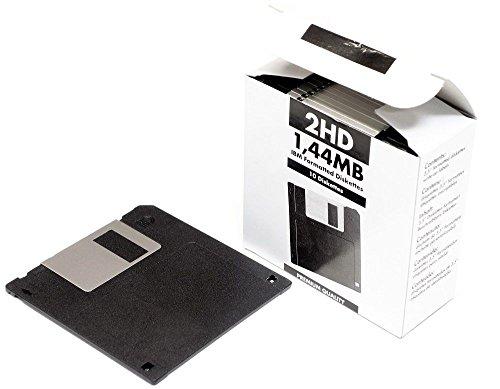 MF-2HD Disketten, 1,44 MB, 10 Stück