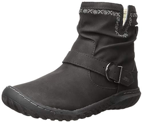 JBU by Jambu womens Dottie Weather Ready Ankle Boot, Black, 8.5 US