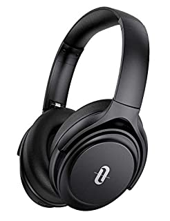 Active Noise Cancelling Headphones, TaoTronics Bluetooth Headphones [Upgraded 085] Over-Ear Wireless Headphones, 40H Playtime, USB-C Fast Charging, aptX Codec Hi-Fi Audio Sound, CVC 8.0 Mic for TV PC Cellphone, Suitable for Online Class and Meeting (B085DFNCSH) | Amazon price tracker / tracking, Amazon price history charts, Amazon price watches, Amazon price drop alerts