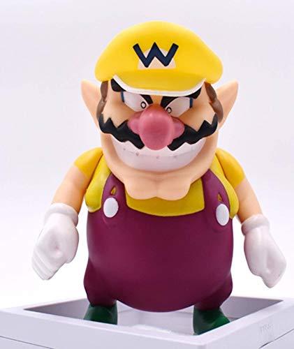 N\C 13cm Mario Bros Luigi Mario Yoshi Koopa Yoshi Mario Maker Odyssey Mushroom Toadette P V C Action Figures Toys Model Dolls