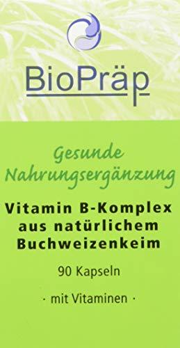 VITAMIN B Komplex natürliche Kapseln 90 St Kapseln