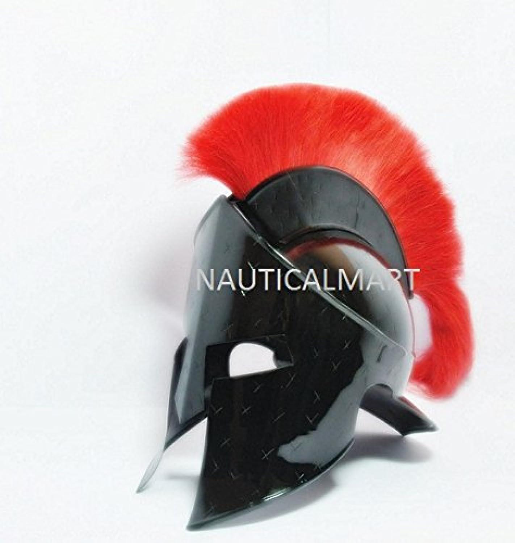 NauticalMart Medieval Roman Spartan King 300 Leonidas Armor Helmet