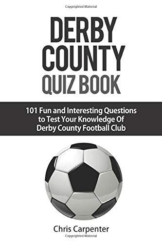 Derby County Quiz Book