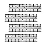"""Folocy 21-1/2"""" X 5-1/2"""" BBQ Grill Briquette Tray Heat Plates Burner Covers, Replaces OEM Viking Part 032381-000, BBQ Gas Grill Replacement Parts Accessories for Viking 032381-000, 4-Pack"""