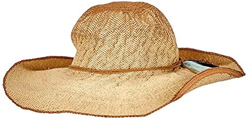 Barts Damen Alecan Hat Beanie-Mütze, Natural, Uni
