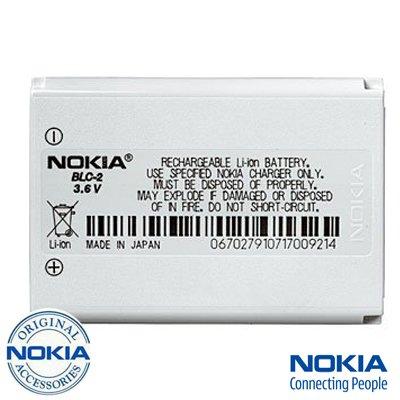 BATTERIA NOKIA BLC-2 ORIGINALE 3310 3330 3410 3510 3510i 5510 6650 6800 6810 BLC2