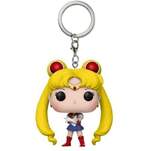 Funko Pop Keychain: Sailor Moon - Sailor Moon Collectible Keychain