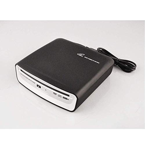 Draagbare Auto Externe USB 2.0 DVD/VCD/CD/MP4/MP3 Schrijver Drive Brander Lezer Spelen