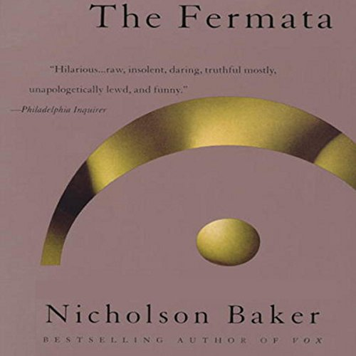 The Fermata audiobook cover art