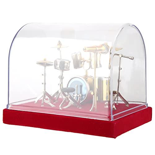 Modelo de batería, modelo de mini instrumento musical...