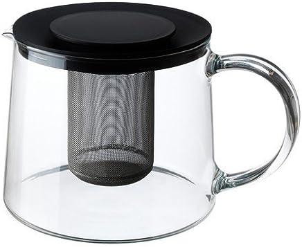 IKEA RIKLIG Teekanne aus Glas; (1,5l) preisvergleich bei geschirr-verleih.eu
