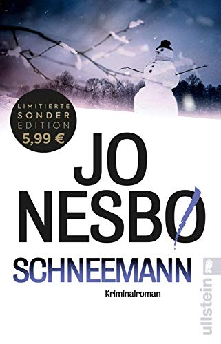 Schneemann: Black Week Edition Band 5 (Ein Harry-Hole-Krimi, Band 7)