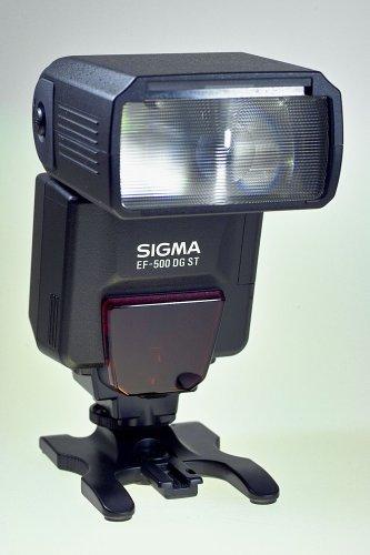 Sigma EF-500 DG Standard Blitz für Canon