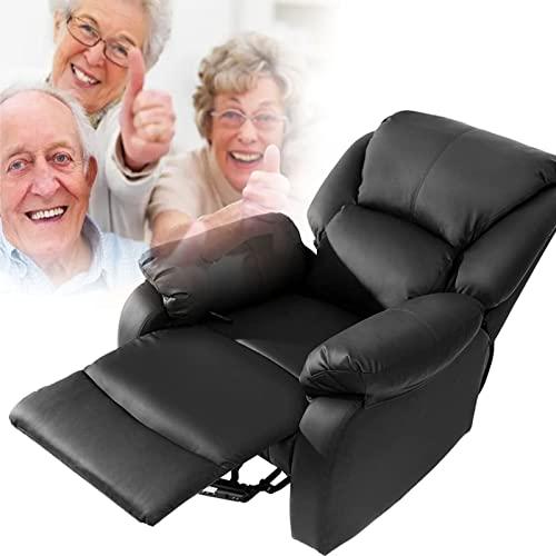 SUNWEII Sillón de TV, sillón de relajación con función...