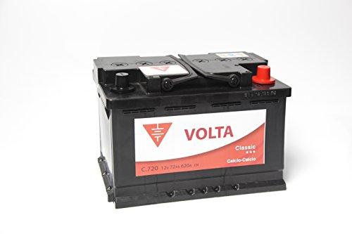 Bateria de coche 72 Ah