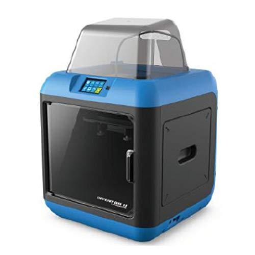 Gembird Impresora FDM 3D para filamentos ABS/PLA/PVA Inventor2.