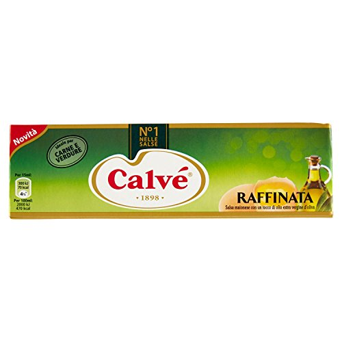 Calvé - Maionese Raffinata, con un Tocco di Olio Extra Vergine d'Oliva - 150 ml