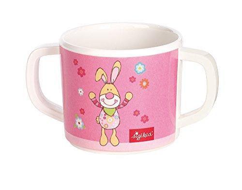 Sigikid 24434 Melamin-Tasse Bungee Bunny