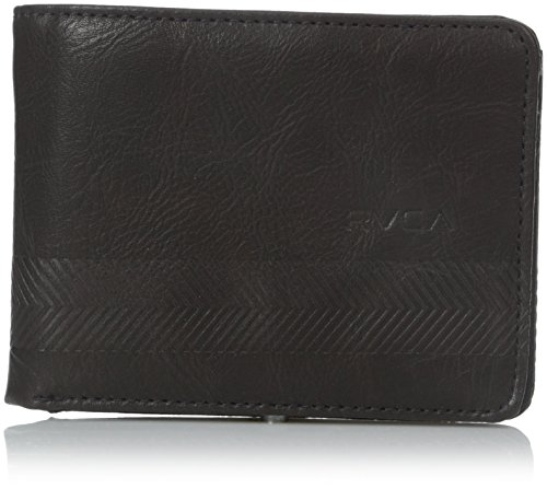 RVCA Men's Selector Wallet, Brown, One Size