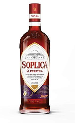 SOPLICA Wodka sliwkowa 0.5 l 30%