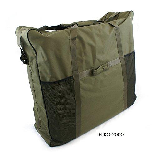 Deluxe Angelliegen Tasche 100 x 90 x 25 cm Tasche für Karpfenliege