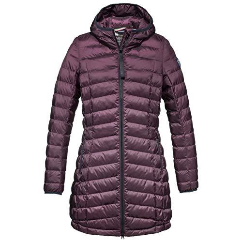 Dolomite Parka WS 76 Thermofeder, Damen, Dark Violett, 2XL