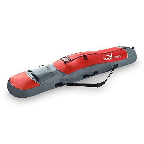 Black Crevice Snowboardtasche, red/Grey, BCR151003
