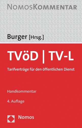 TVöD - TV-L: Tarifverträge für den öffentlichen Dienst