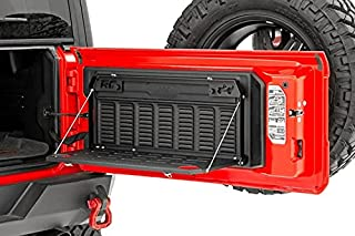 Rough Country Folding Rear Tailgate Table for 2018-2021 JL/JLU - 10625