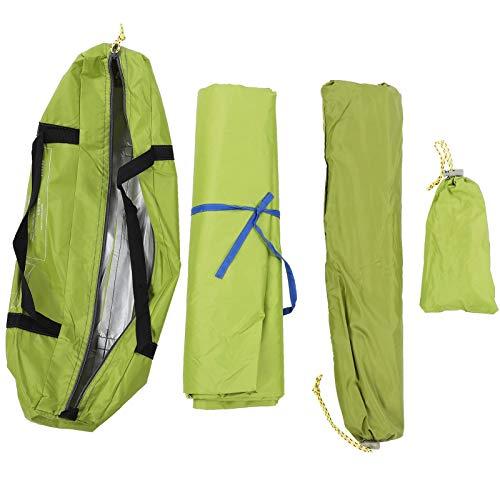 03 Lona de Carpa portátil fácil de Instalar y Desmontar, Lona de Carpa a Prueba de Lluvia, Fiesta para Viajes de Campamento en casa