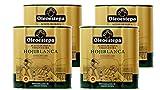 OLEOESTEPA - Aceite de Oliva Virgen Extra Hojiblanco - Latas - Pack 4 x 2,5L