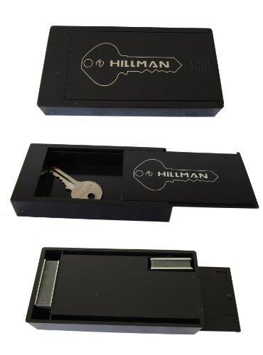 Hillman Plastic Magnetic Key Case