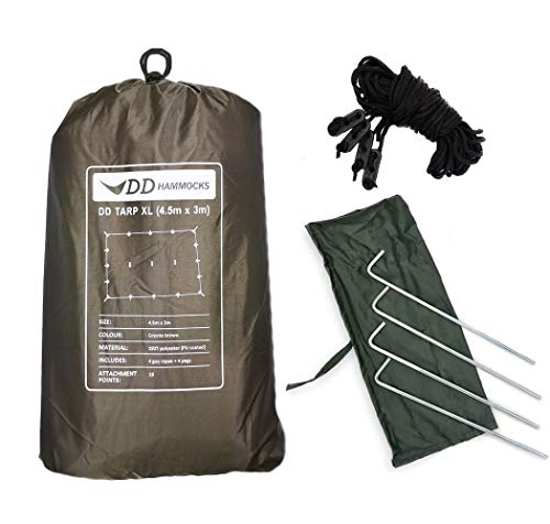 DD Tarp XL – Coyote Brown