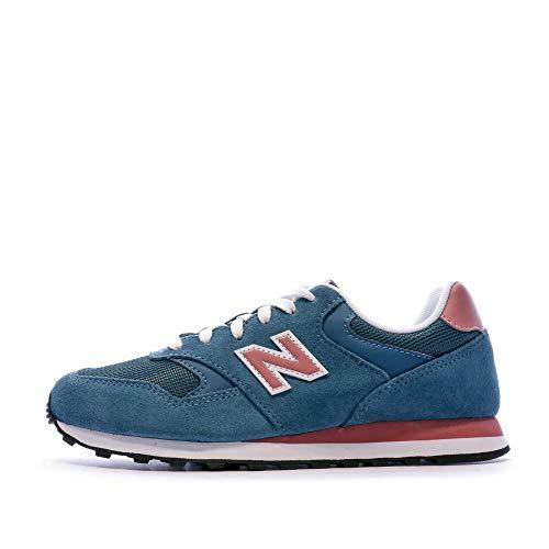 New Balance 393 Zapatillas Moda Mujeres Azul - 38 - Zapatillas Bajas Shoes