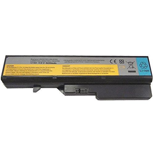 BTMKS Notebook Laptop Akku für Lenovo IdeaPad B470 B570 B575 G460 G460A G470 G475 G560 G565 G570 G575 G770 G780 V360 L09N6Y02 L09S6Y02 L09L6Y02 121001095 L10P6Y22 L09C6Y02 LO9S6Y02 L10C6Y02 Batterie