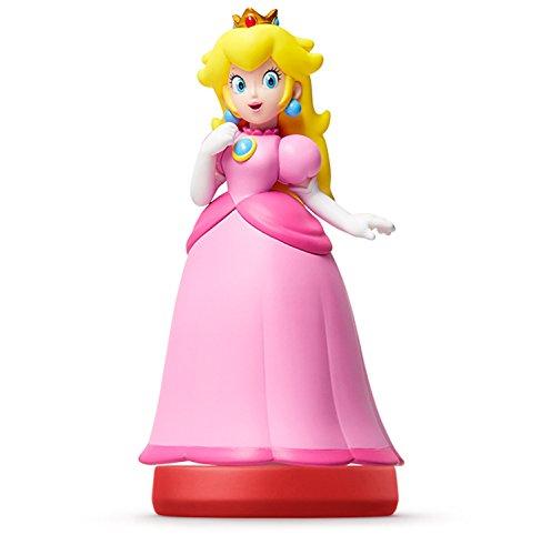 Amiibo Peach - Super Mario series Ver. [Wii U][Importación Japonesa]