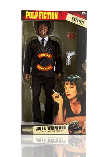 Pulp Fiction Jules Winnfield Talking 13 In Figura De Acción 4