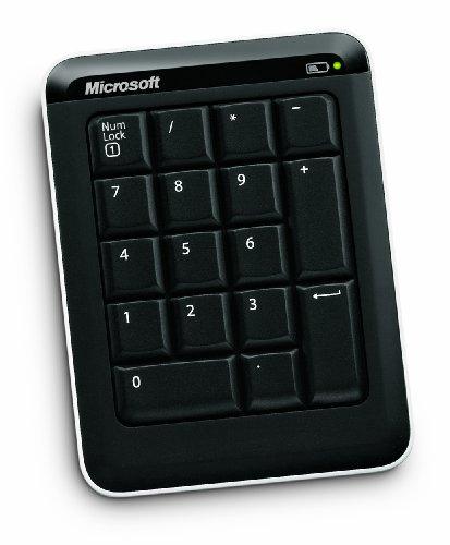 マイクロソフト ブルートゥース テンキー Bluetooth Number Pad CYD-00004