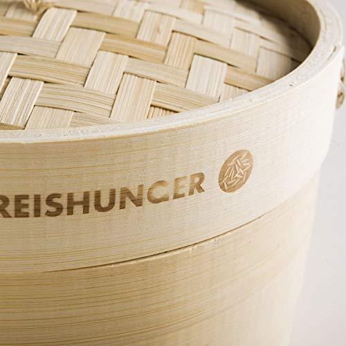 Reishunger .