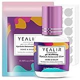 Best Lash Glues - Eyelash Extension Glue (0.34fl.oz / 10ml) -150Pcs Lash Review