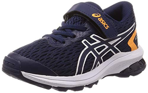 [アシックス]運動靴GT-10009PSキッズピーコート/ホワイト21.5