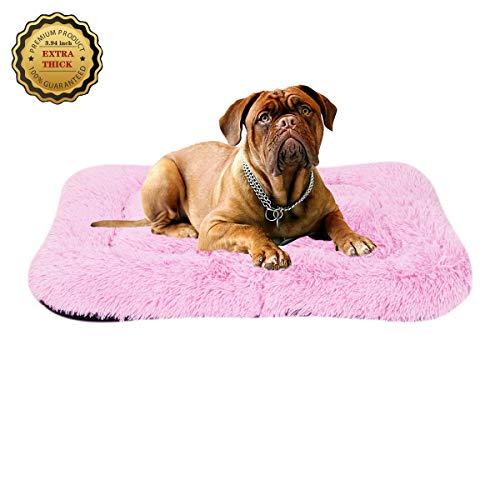 Cama Para Perro Grande Rosa marca Poohoo