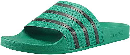 Adidas Adilette, Jungen Hallenschuhe, Mehrfarbig (Multicolor 000), 37 EU (4 UK)