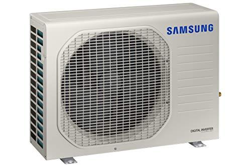 Samsung 1 Ton 4 Star Inverter Split AC (Copper, AR12AY4ZAPG, White)
